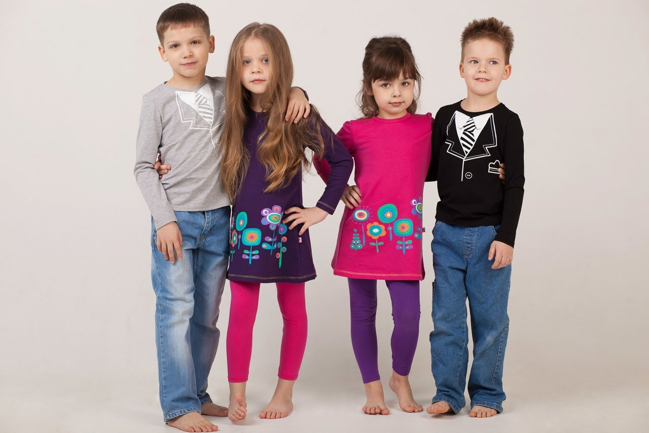 Soow - одежда для маленьких модниц