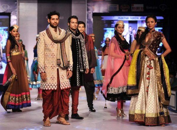 Современная индийская одежда