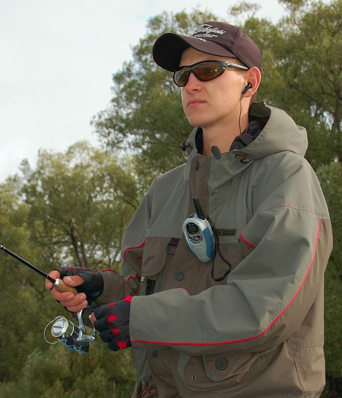 Современная одежда для рыбалки из мембранных тканей