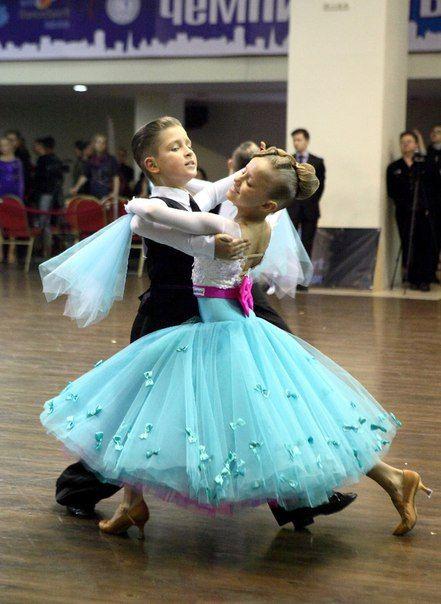 Спортивно-бальные танцы