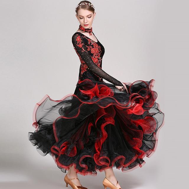 Стандартный бальные танцы