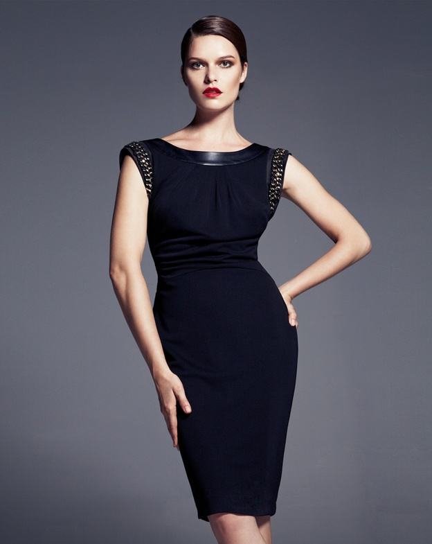 Стильное платье от Ipekyol