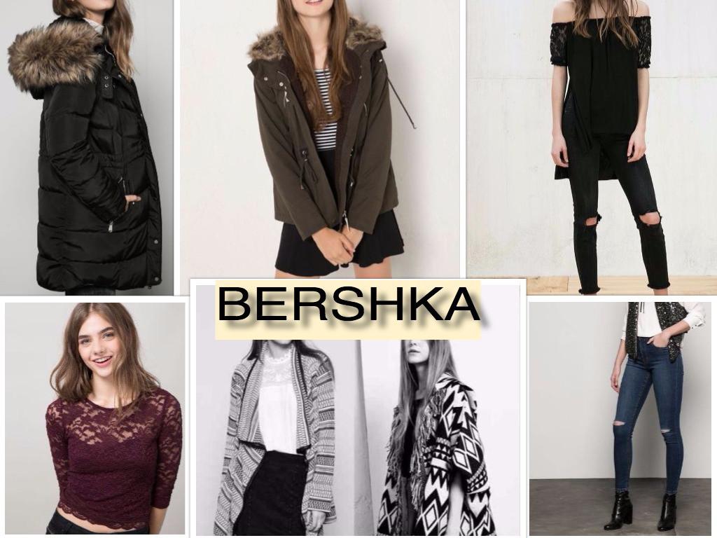 Сток одежды из Испания Bershka