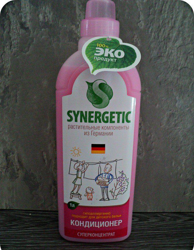 Synergetic - экологичный продукт