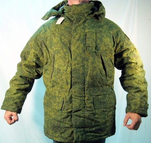 Теплая куртка защищающая от ветра и мороза