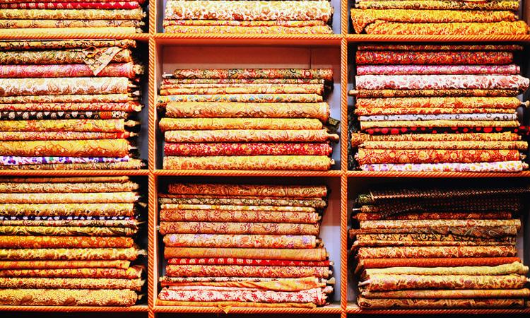 Ткани для парадной одежды