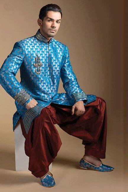 Традиционная индийская мужская одежда