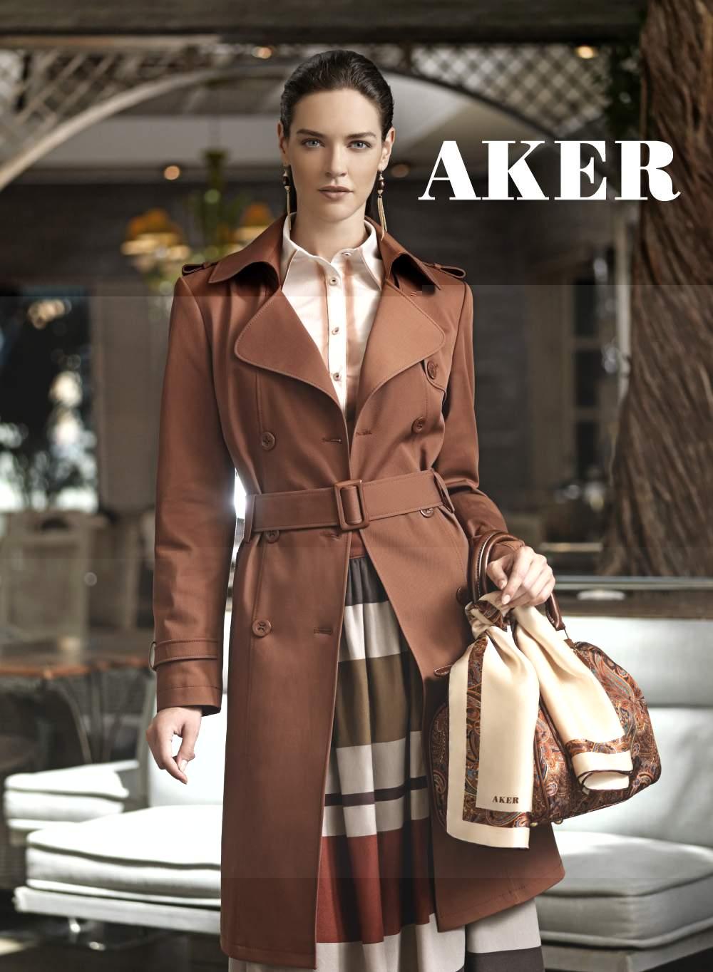 Турецкая одежда Aker