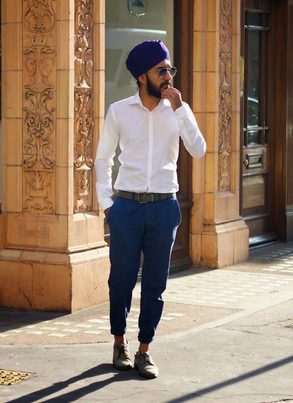 Уличная мода в Индии