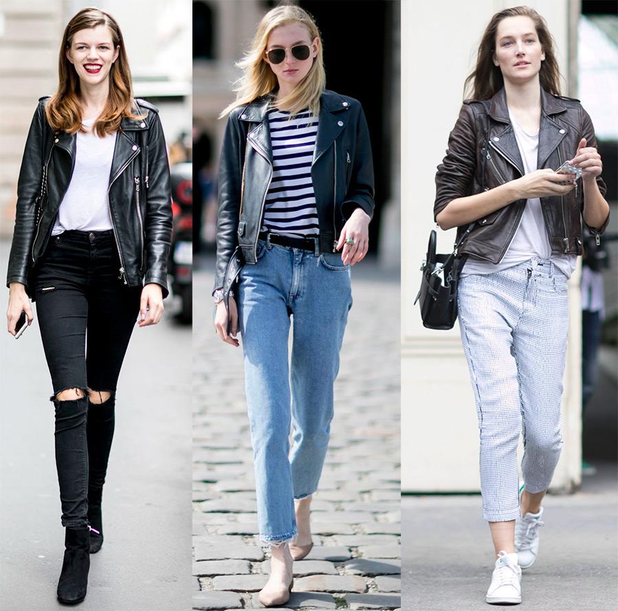 Уличный стиль моделей с кутюрной недели моды