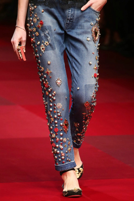 Ультрамодные джинсы