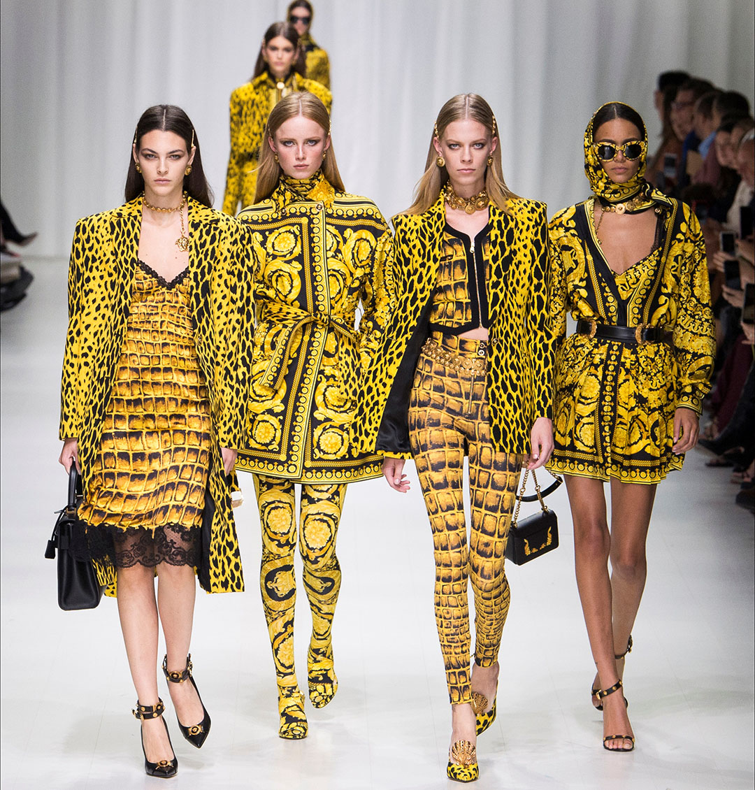 Уникальное решение от модного дома Versace