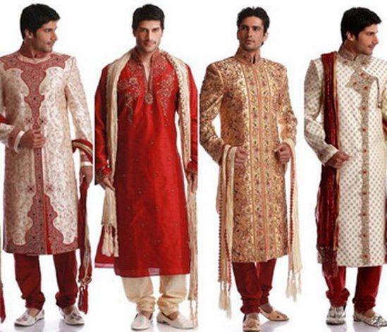 Варианты мужской одежды