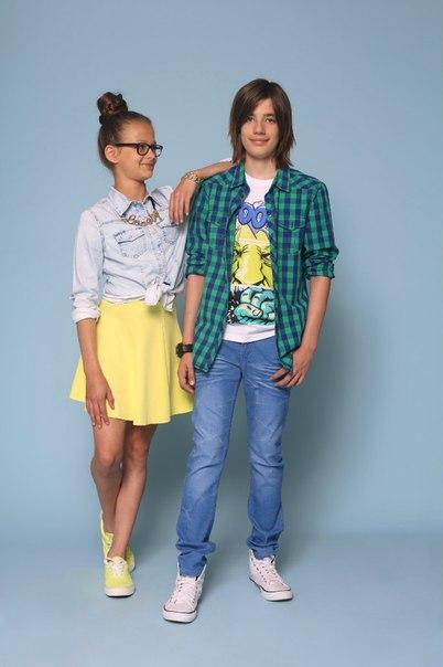 Всегда в русле последних тенденций молодёжной моды