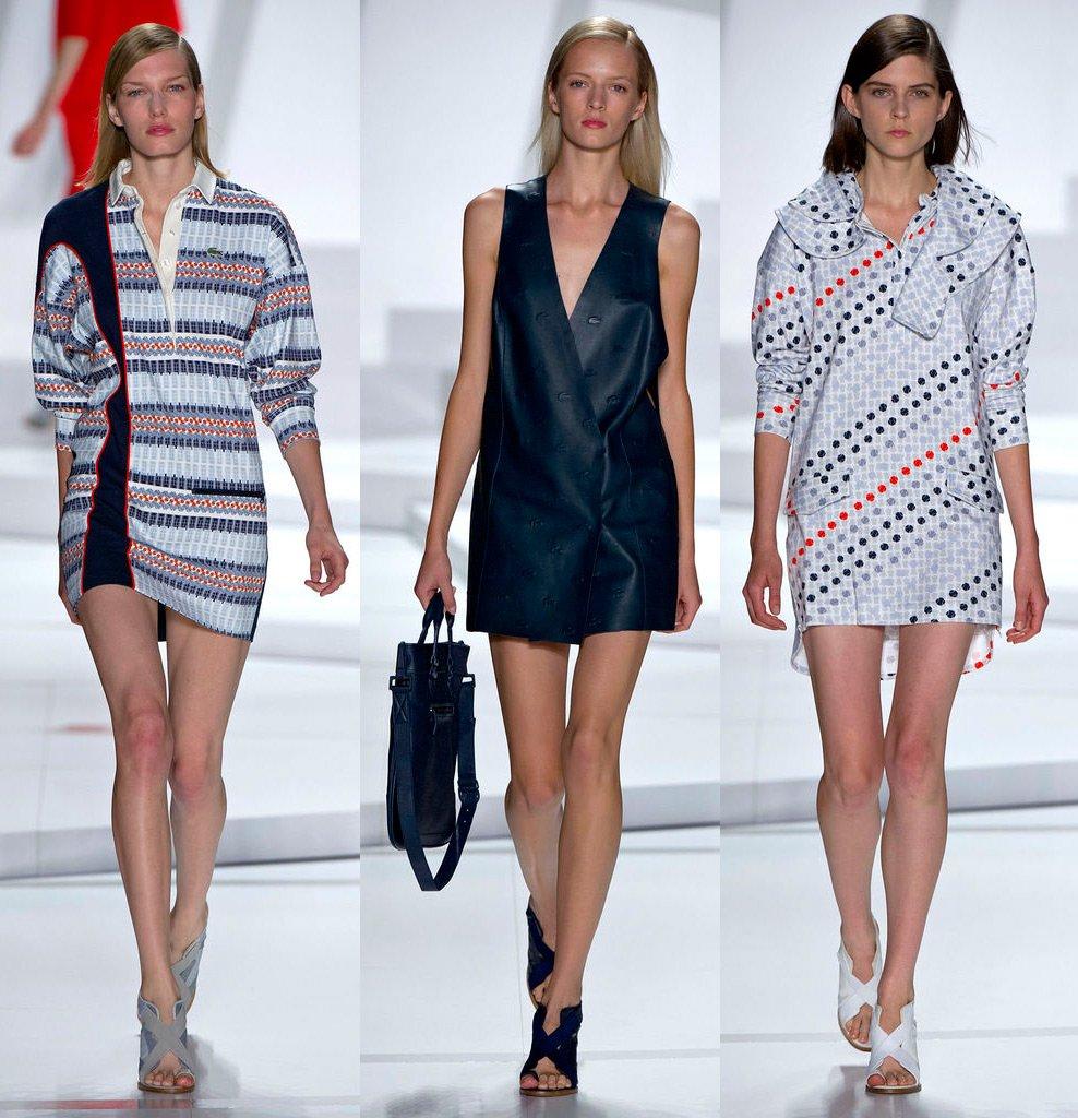 Женская одежда Lacoste