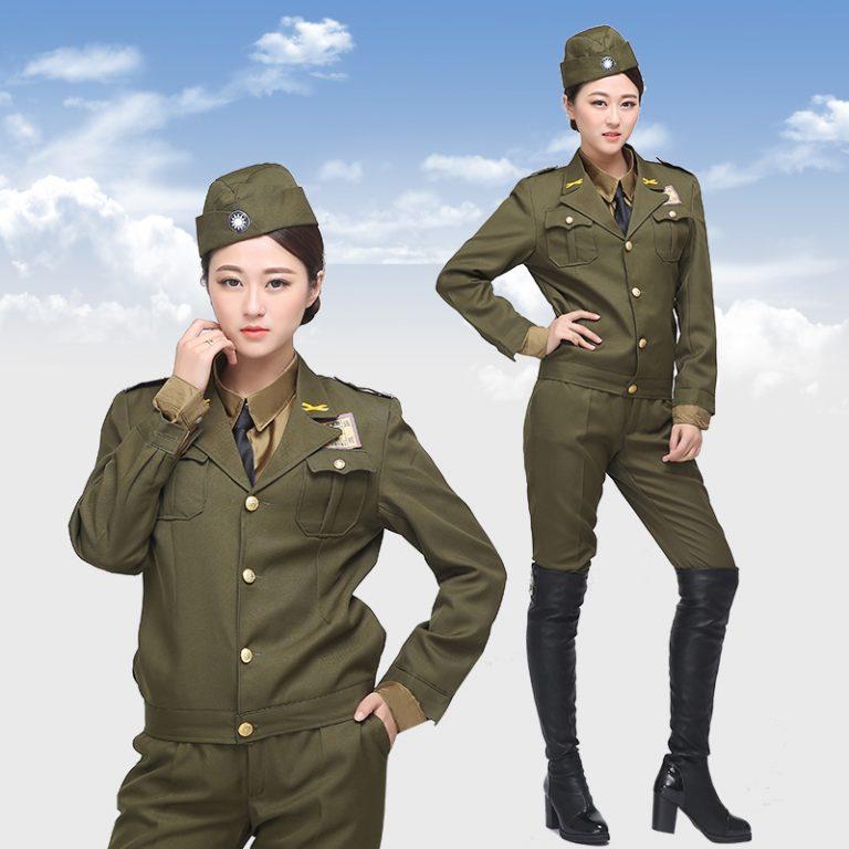 все виды военной формы фото был