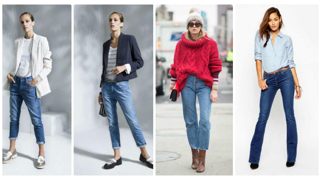 Женские джинсы всегда в моде