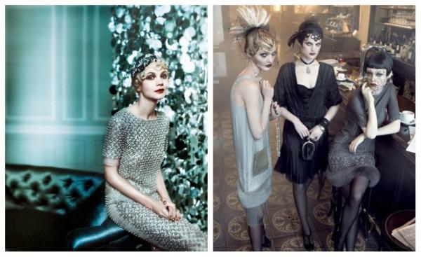 Базовая одежда стиля 30 годов