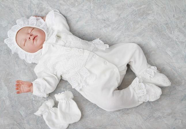 Базовый комплект одежды для ребенка