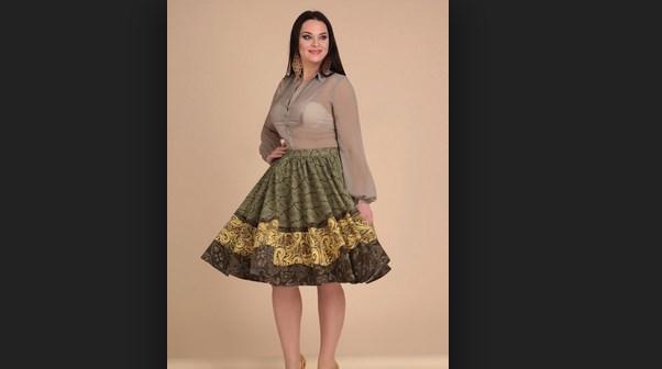 Белорусское платье от Lady Line