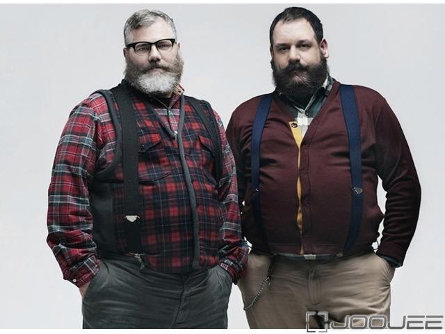 Большая мода для больших мужчин