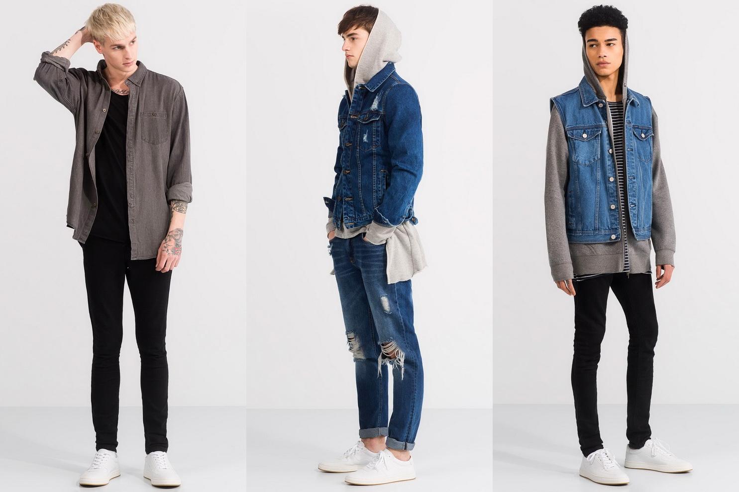 Бренды стильной одежды