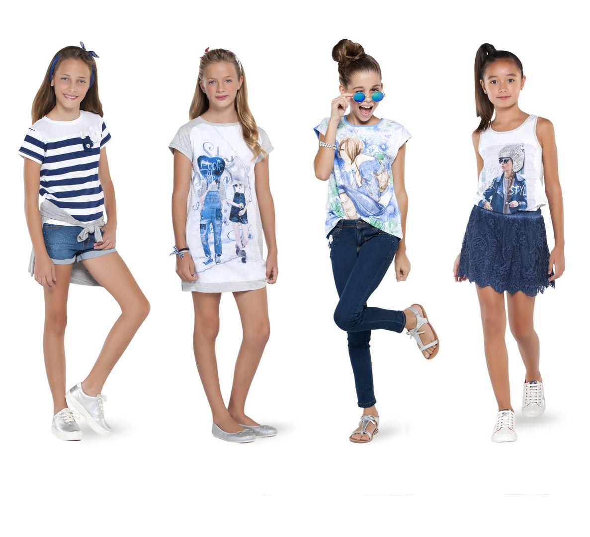 e5dbaa7c852c Одежда для подростков девочек, основные вещи базового гардероба