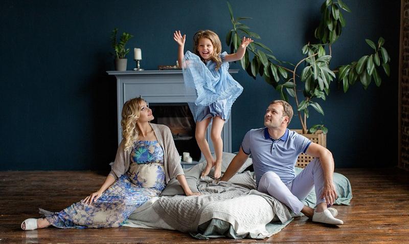 Что надеть на семейную фотосъемку