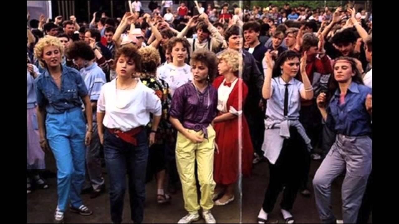 Что надевали в 80 х годах