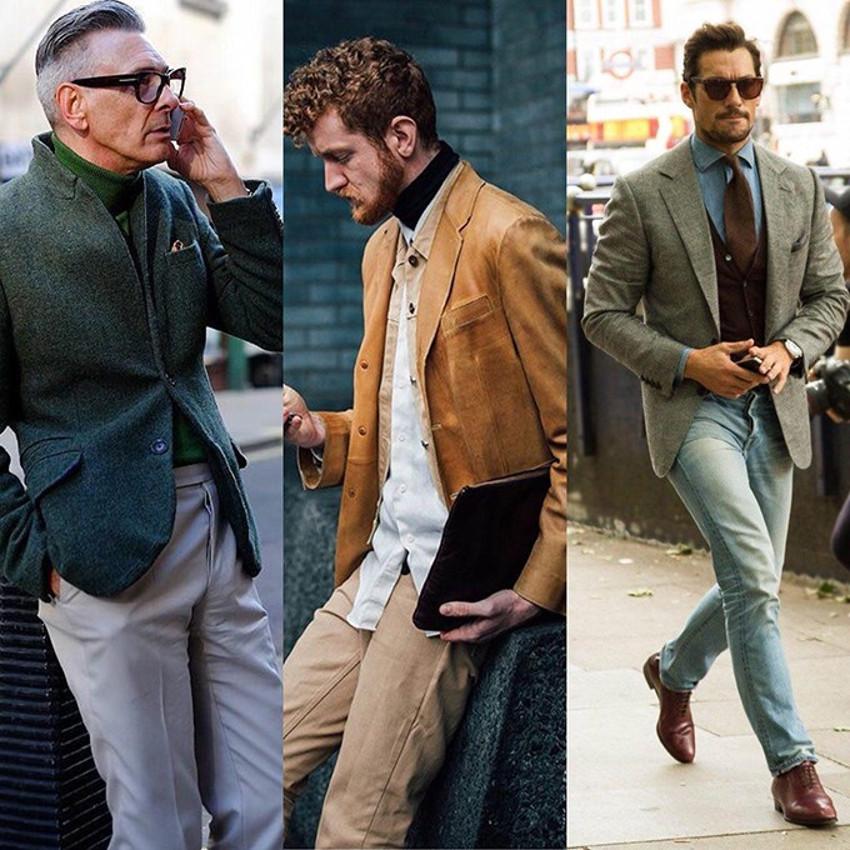 Что носить мужчинам в этом осенне-зимнем сезоне