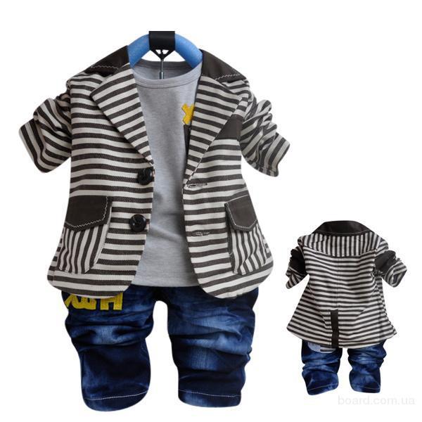 Детские куртки и ветровки