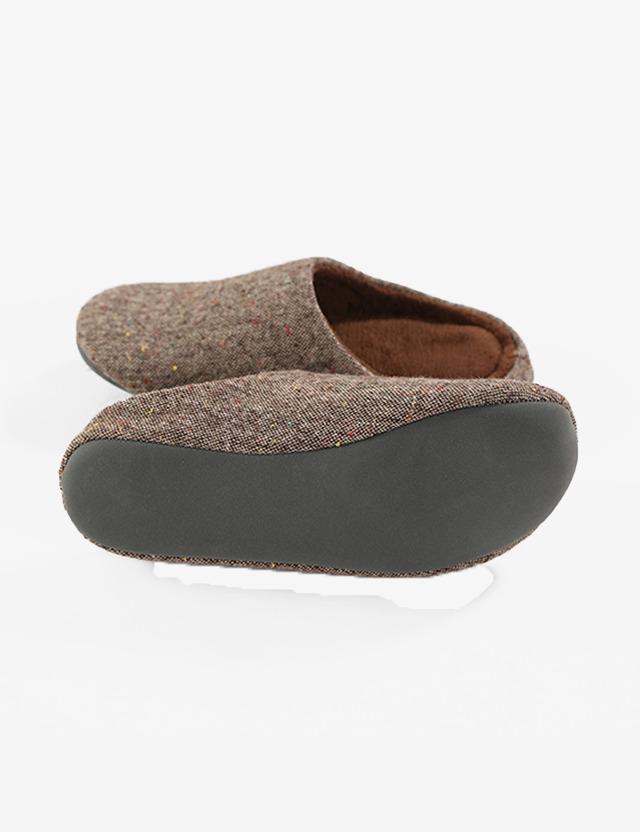 Домашняя обувь с начесом