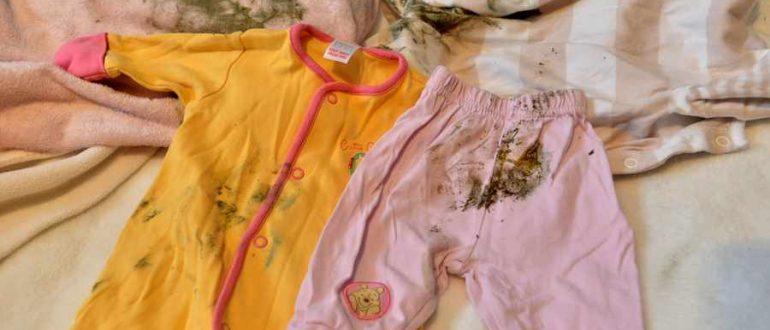 Доступные способы удаления плесени с одежды
