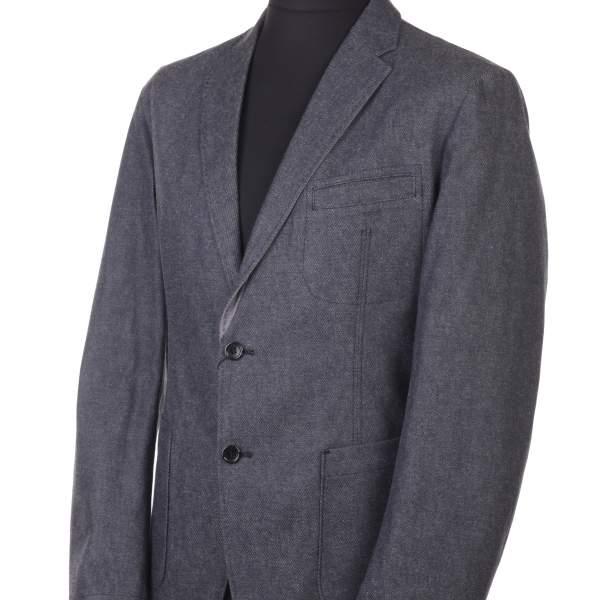 Двусторонний пиджак классика