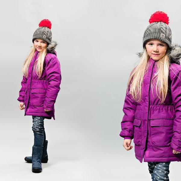 Элегантная детская куртка