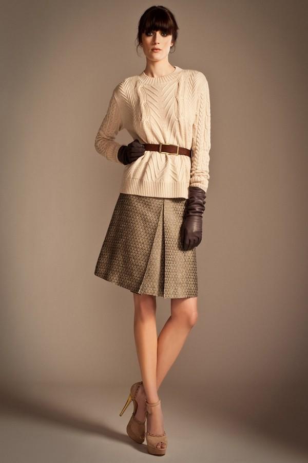 Элегантные платья и блузки с бантиками из Франции