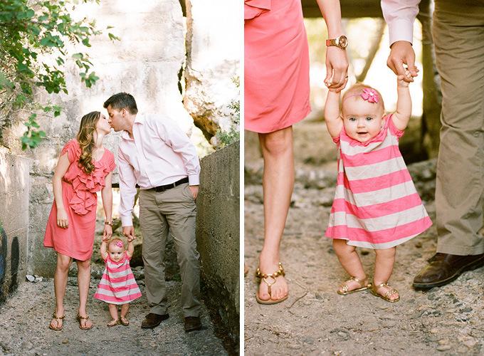 Family look для летних фотосессий