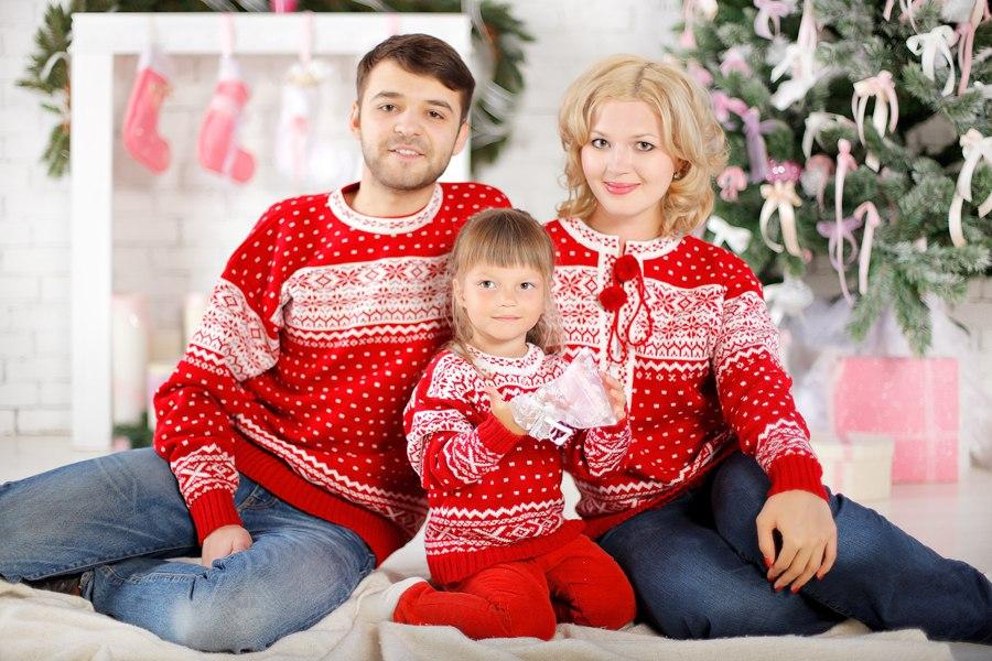 Family look для семейной фотосессии