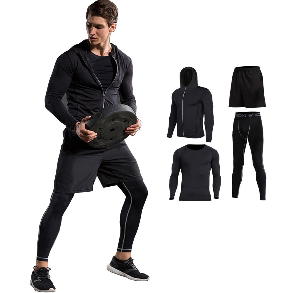Фитнес комплект для мужчин