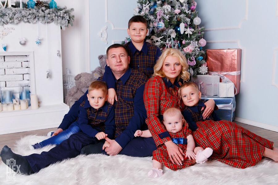 Фотосессия семейной пары
