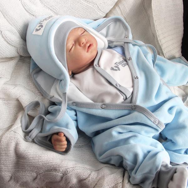 Голубой цвет одежды для мальчика