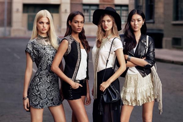 H&M – популярный шведский бренд одежды