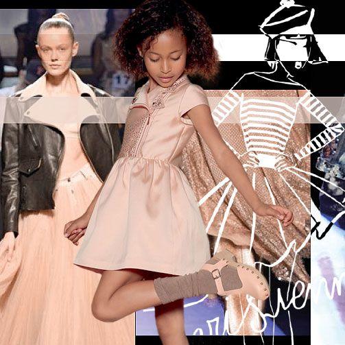 Junior Gaultier – бренд детской одежды от Жана Поля Готье