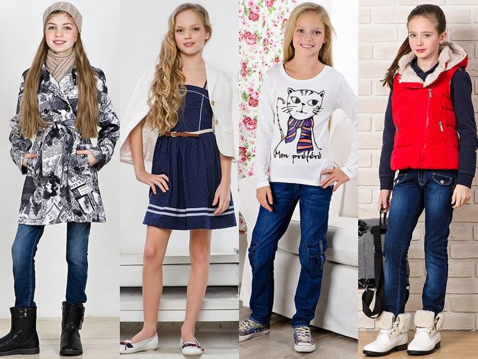 Как одеть девочку
