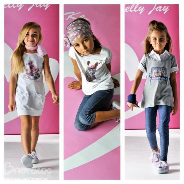 Как одеть ребенка модно