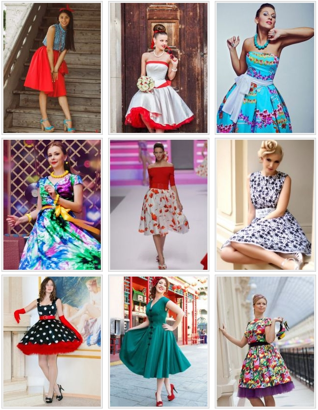 Как одеваться в стиле стиляг