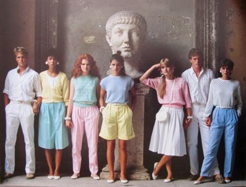 Как одевались в советском союзе