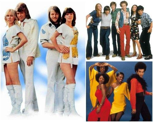 Как появлялся стиль диско в одежде