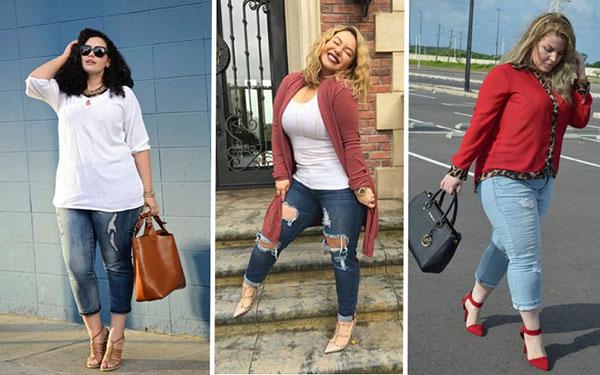 Как стильно одеться
