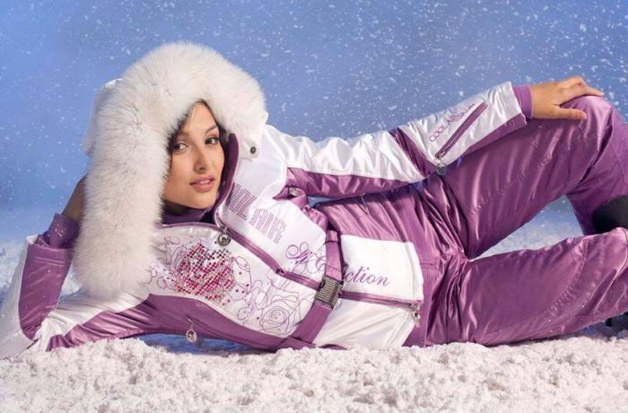 Как стирать горнолыжный костюм